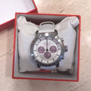 Brand new Coach watch